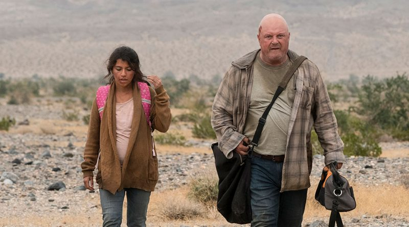 A Border Patrol agent gets an education on life on the other side in 'Coyote'