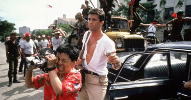 """Mel Gibson in """"The Year of Living Dangerously"""""""