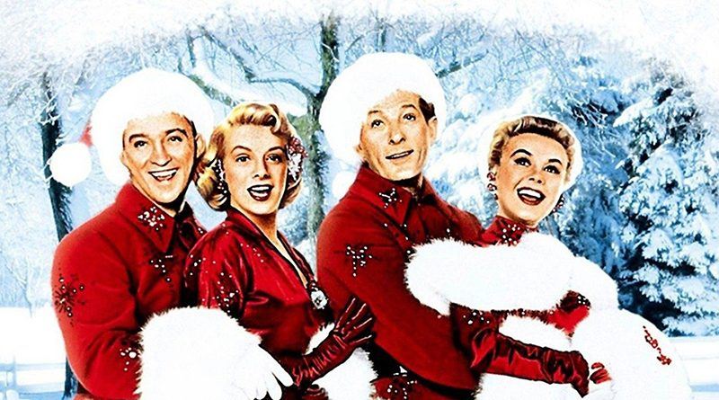 Were you dreaming of 'White Christmas'?