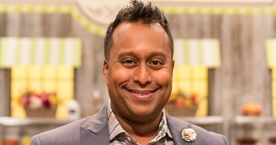 Ali Khan embraces the culinary experiences on 'Spring Baking Championship'