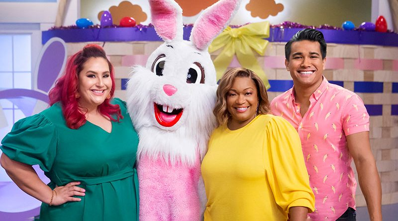 Food Network's 'Easter Basket Challenge' pushes bakers to their creative limits