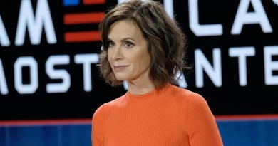 Elizabeth Vargas is the new tracker of 'America's Most Wanted'