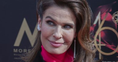 Kristian Alfonso adds sparkle to 'All That Glitters'