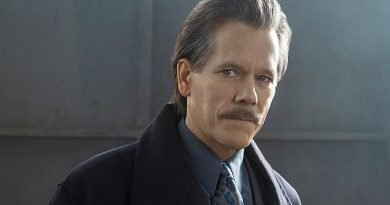 Star Kevin Bacon doubles as director as 'City on a Hill' returns