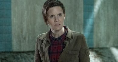 Maggie Grace continues to 'Fear the Walking Dead'