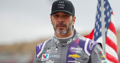 Jimmie Johnson a rookie again as he joins IndyCar