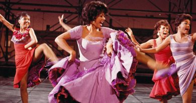 'West Side Story' is somewhere ... namely, TCM's Classic Film Festival