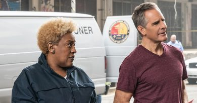 CCH Pounder leaves the Big Easy, but only on screen, as 'NCIS: New Orleans' ends