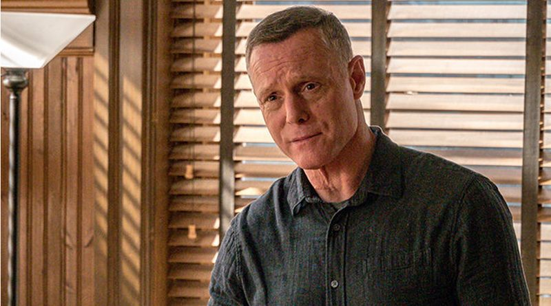 Playing tough can be tough for Jason Beghe on 'Chicago P.D.'