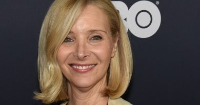 Lisa Kudrow of 'Friends: The Reunion' streaming on HBO Max