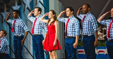 Happy Birthday, America! Laura Osnes is among stars of 'A Capitol Fourth 2021'