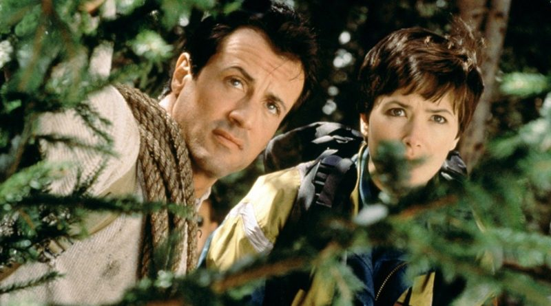 Sylvester Stallone furnishes a real 'Cliffhanger'
