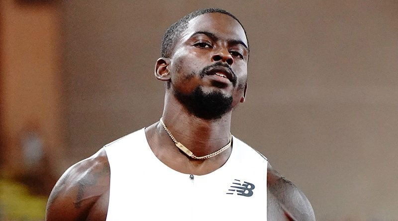 Bromell hopes perseverance pays off in gold at 2020 Tokyo Olympics