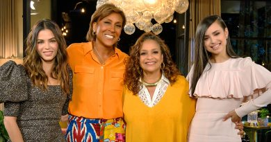 'Turning the Tables' is challenging for Robin Roberts