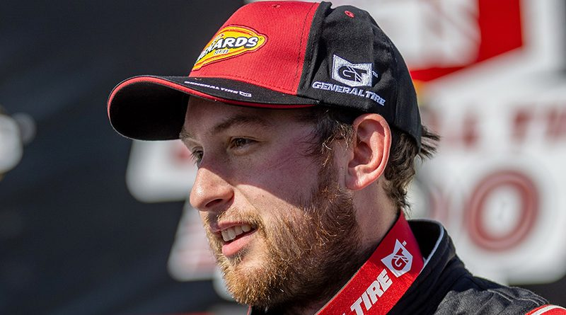 Rookie Briscoe looks to make Cup history at the Brickyard