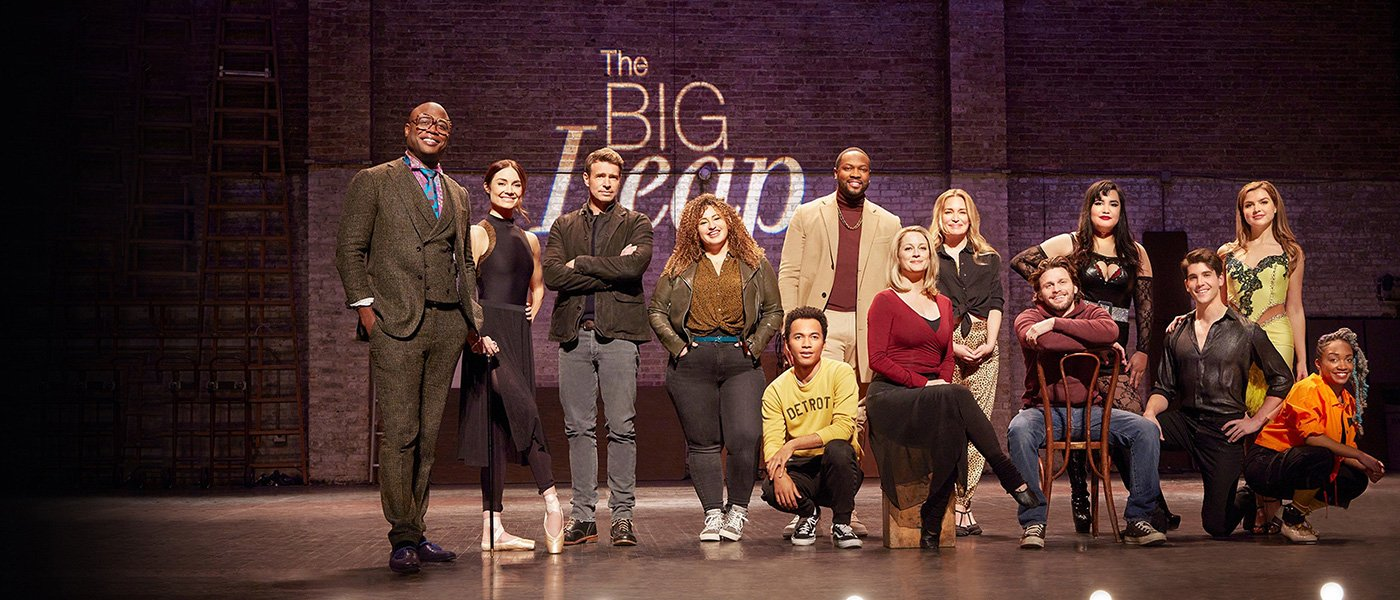 'The Big Leap' makes a reality show the stuff of literal drama