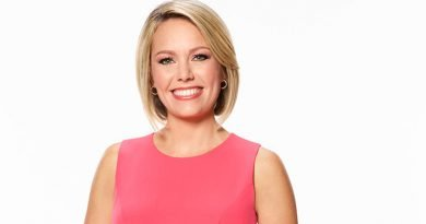 Dylan Dreyer helps to keep 'Today' sunny