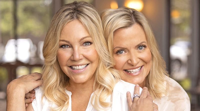 'Don't Sweat the Small Stuff' has big meaning for Heather Locklear